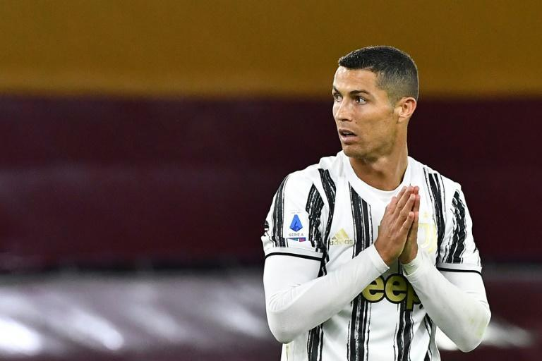 Cristiano Ronaldo was left out of the Juventus team against Barcelona