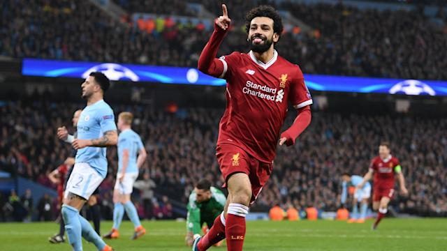 Mohamed Salah was named Players' Player of the Year on Sunday, and Jurgen Klopp hopes he can retain his focus against his former side Roma.