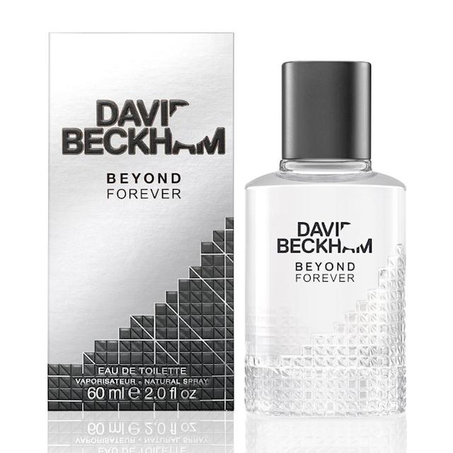 "<p>For the sporty guys who still like to spice things up, <a href=""https://www.beckham-fragrances.com/beyond/david-beckham-beyond-forever.html"" rel=""nofollow noopener"" target=""_blank"" data-ylk=""slk:David Beckham's Beyond Forever"" class=""link rapid-noclick-resp"">David Beckham's Beyond Forever</a> is a must-have. The fragrance includes a rare blend of nutmeg, elemi, and bergamot. (Photo: beckham-fragrances.com) </p>"