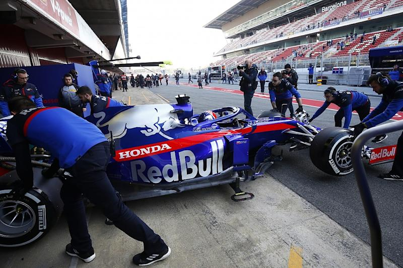 Honda will win F1 races with Red Bull in 2019 - Toro Rosso boss