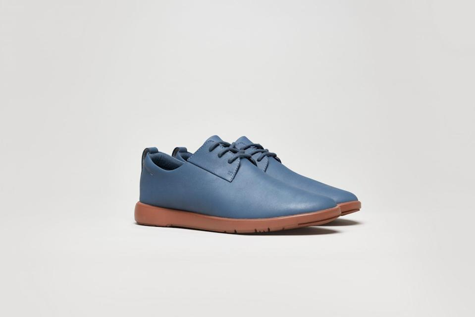 <p>For every pair sold, 10-percent of profits will be donated to The Ocean Cleanup Project — a nonprofit organization aiming to rid the world's oceans of plastic.</p>