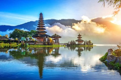 Bali made the top five - Credit: GETTY