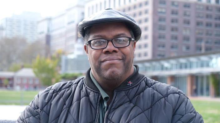 Daryle Lamont Jenkins, founder of One People's Project, says the military couldn't ignore racial incidents exposed on the internet.