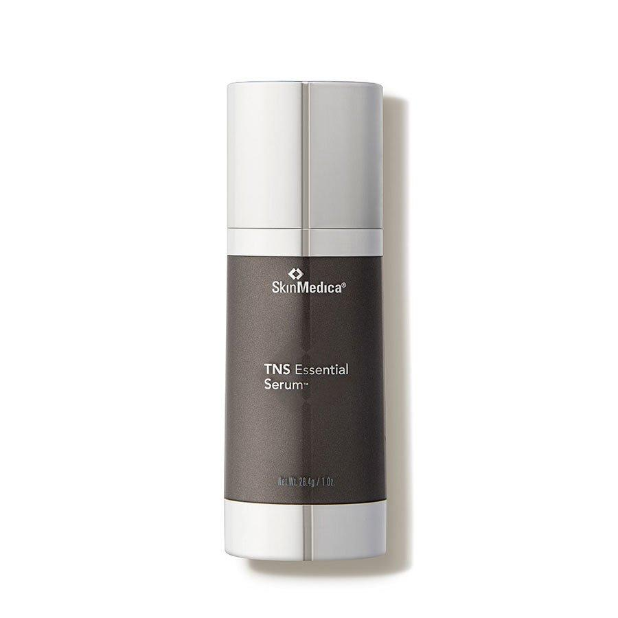 <p>Go with a hydrating serum, ideally one hyaluronic acid in it. The humectant sucks in moisture from the air to moisturize and smooth extremely dry skin. Dimethicone, a hydrating silicone, is another ingredient to look out for. On top of hydrating skin, SkinMedica's serum also has anti-aging benefits, thanks to peptides and vitamin C. </p>