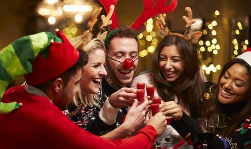 "<span class=""attribution""><a class=""link rapid-noclick-resp"" href=""https://www.shutterstock.com/image-photo/group-friends-enjoying-christmas-drinks-bar-238694329"" rel=""nofollow noopener"" target=""_blank"" data-ylk=""slk:Monkey Business Images/Shutterstock"">Monkey Business Images/Shutterstock</a></span>"