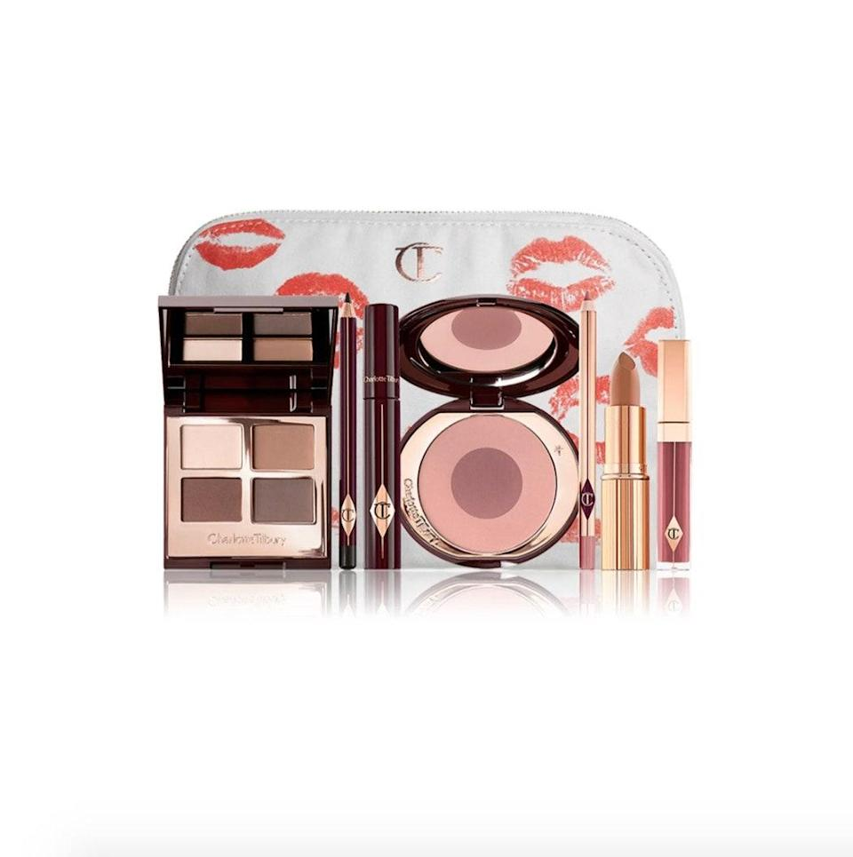 "$220, Nordstrom. <a href=""https://www.nordstrom.com/s/charlotte-tilbury-the-sophisticate-look-set-usd-242-value/5757529?origin=category-personalizedsort&breadcrumb=Home%2FSale%2FBeauty&color=none"" rel=""nofollow noopener"" target=""_blank"" data-ylk=""slk:Get it now!"" class=""link rapid-noclick-resp"">Get it now!</a>"