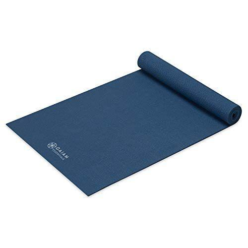 "<p><strong>Gaiam</strong></p><p>amazon.com</p><p><a href=""https://www.amazon.com/dp/B07H9KV1GG?tag=syn-yahoo-20&ascsubtag=%5Bartid%7C10050.g.4835%5Bsrc%7Cyahoo-us"" rel=""nofollow noopener"" target=""_blank"" data-ylk=""slk:Shop Now"" class=""link rapid-noclick-resp"">Shop Now</a></p><p>An upgraded yoga mat is a great gift, especially when paired with a yoga class certificate. Even better: make a plan to do a yoga session together, virtual or in-person. </p>"