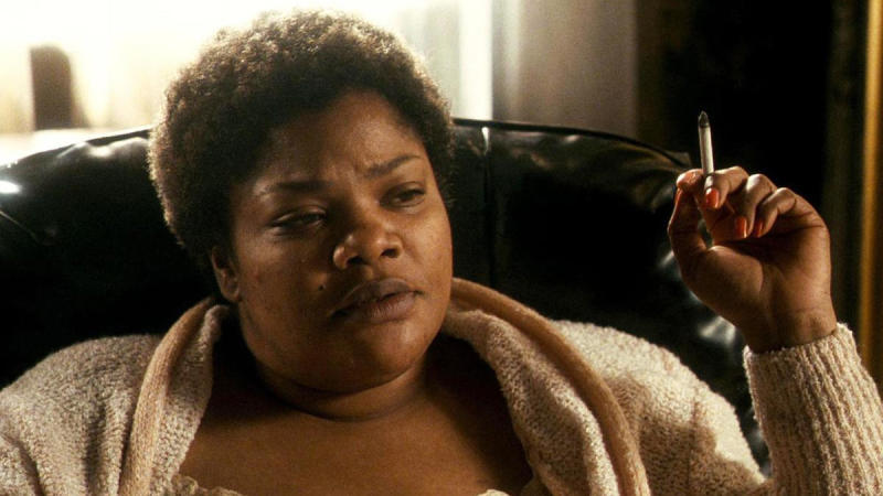 Mo'Nique as abusive mother Mary in 'Precious'. (Credit: Lionsgate)