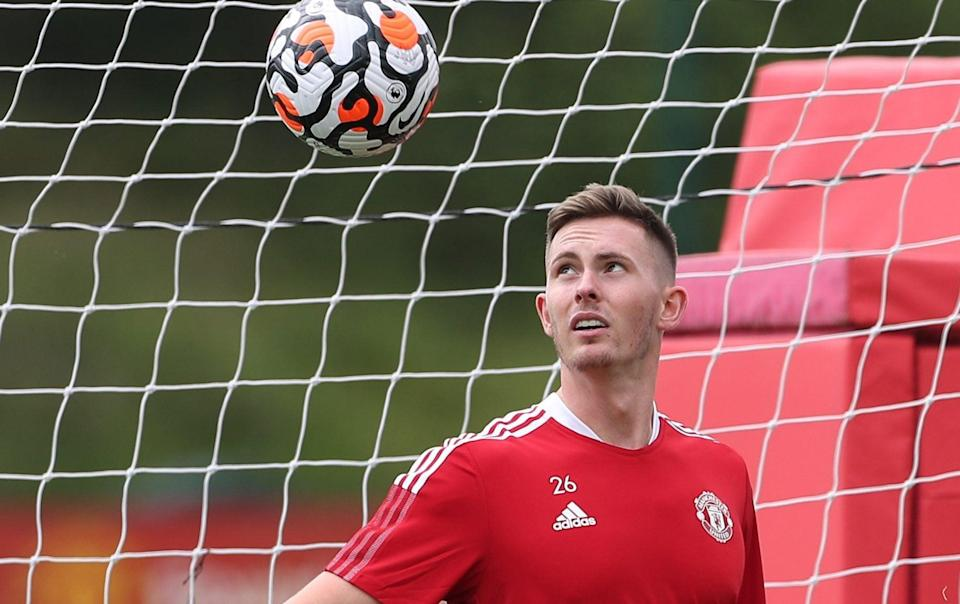 Dean Henderson to miss Manchester United training camp with Covid - opening door for David De Gea - Getty Images