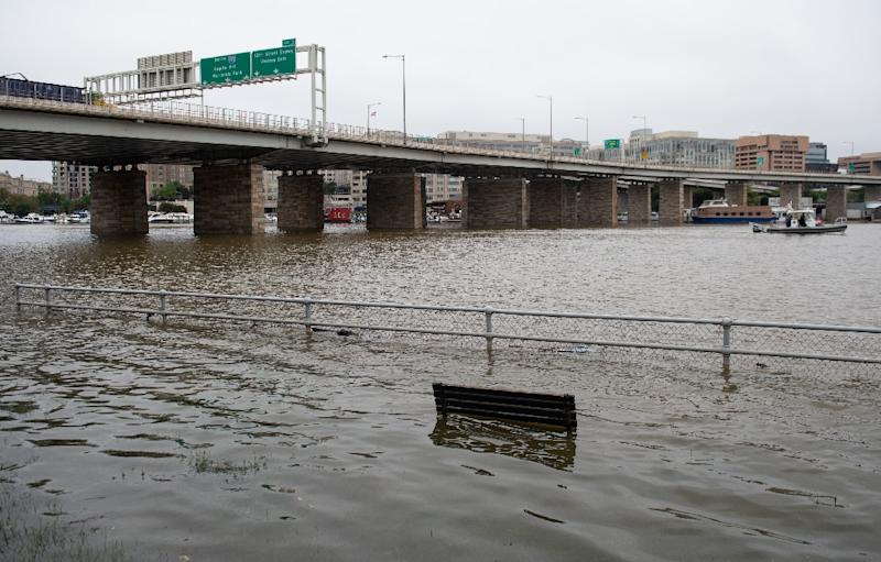 After only one degree of warming, the world has seen deadly storms engorged by rising seas