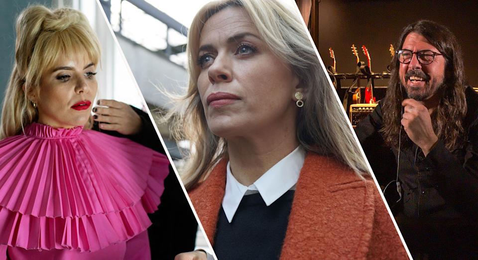 Paloma Faith, Keeping Faith and Dave Grohl are all on TV this weekend (BBC)