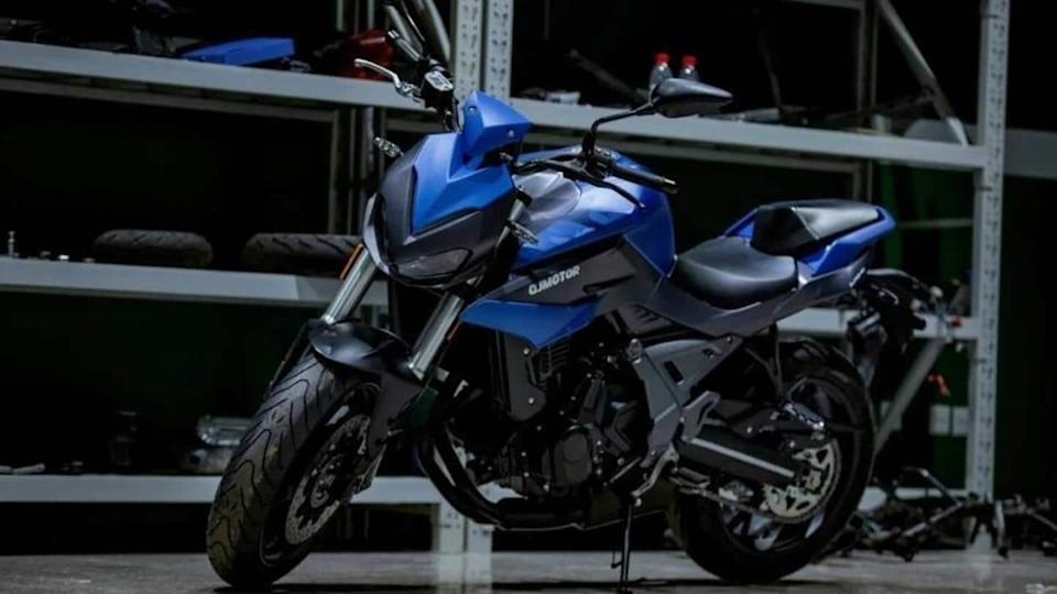 QJ Chase 700, with 693cc liquid-cooled engine, debuts in China