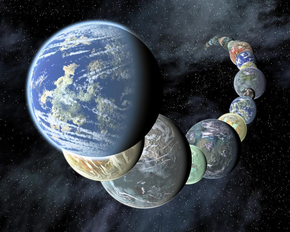 Earth has survived as a habitable planet because of 'good luck' (Nasa_JPL_Caltech_R Hurt/PA)