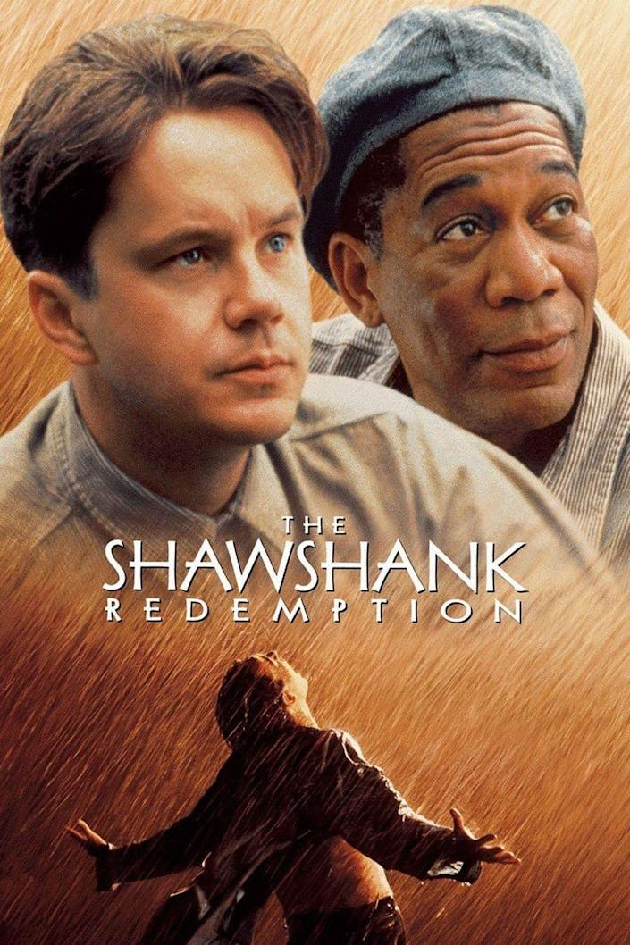 <p><strong>How did Andy reattach the poster to the wall from inside the tunnel? </strong></p><p>Banker Andy Dufresne (Tim Robbins) spent 19 years in prison after being wrongly convicted of a double homicide of his wife and her lover. He makes friends with the other inmates and an enemy with the warden. With just his rock hammer, he spends years tunneling out, covering the gaping hole in his prison cell wall with a poster of Rita Hayworth. What remains suspicious, though, is how he was able to attach that poster to the wall from <em>inside</em> the tunnel.</p>