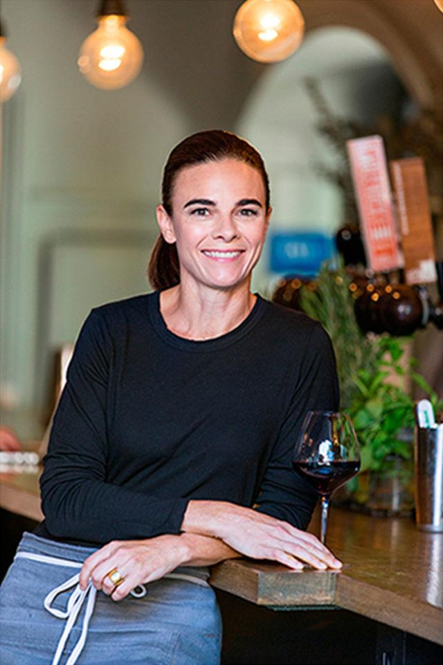<p>With a background at some of the most acclaimed restaurants in the United States, including Ma Maison, L'Orangerie in Los Angeles, Al Forno in Providence, Olives in Boston, Chez Panisse in Berkeley, as well as Alain Passard's Arpège in Paris, Los Angeles native Goin has paved her way as an esteemed chef and restaurateur. </p><p>Goin has received nine nominations for Outstanding Chef of the Year by the James Beard Foundation. In 2011, she became a member of the International Culinary Panel of distinguished chefs for Singapore Airlines, developing her recipes for in-flight dining. Goin and her business partner Caroline Styne have prepared several fundraising dinners for President Obama and First Lady Michelle Obama over the years. Goin is also a founding member of Lunch Matters, the organization working to create a partner school lunch program to Alice Waters' Edible Schoolyard project.</p>