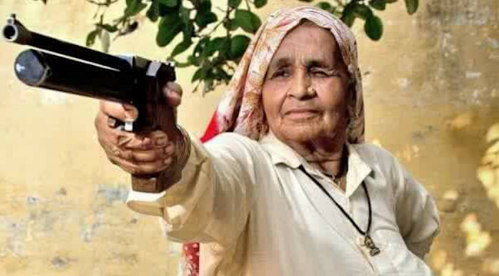 Hailing from a small town Uttar Pradesh's Baghpat district where women were not encouraged to step out of their homes, Chandro Tomar challenged the patriarchy and took up shooting as a sport.