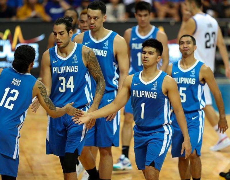 Gilas stomps on Myanmar, wins by 69 points