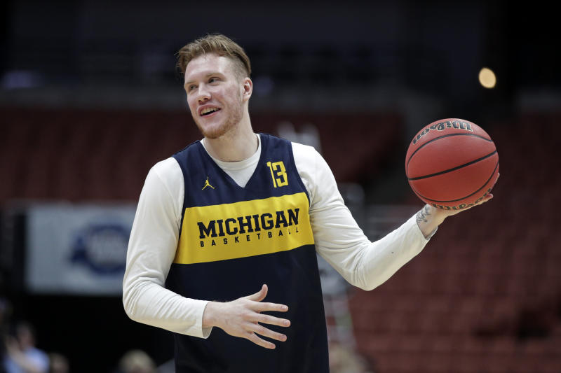 Brazdeikis-Draft Hopes Basketball