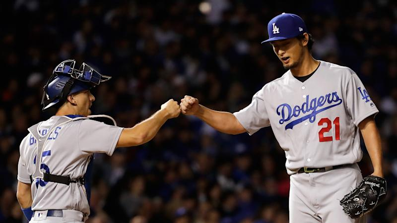 Brewers reportedly make offer to pitcher Darvish