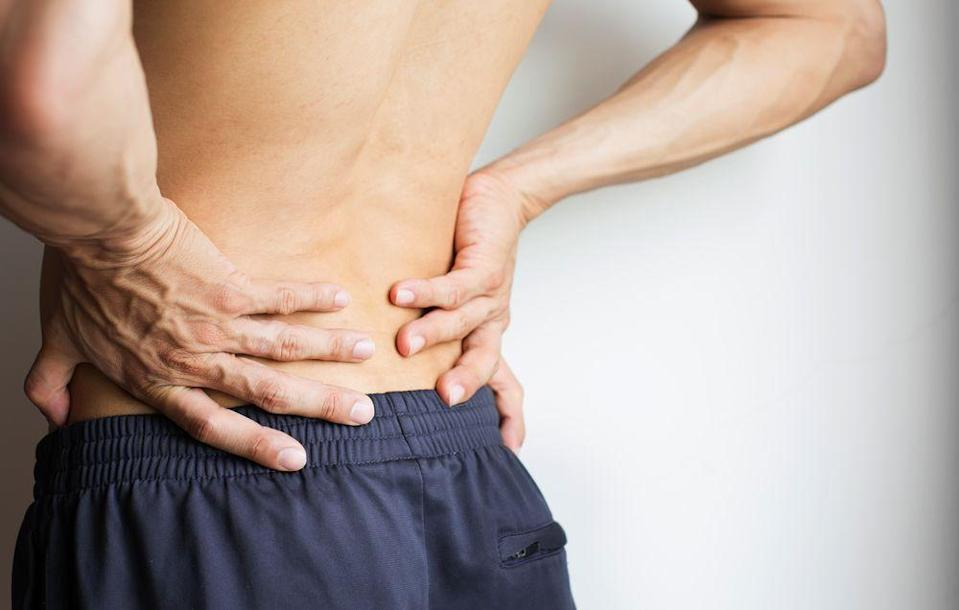 """<p>""""The pancreas sits deep within the abdomen, so sometimes, there's an irritation of the nerves around the spine [because of] the cancer being there,"""" says Dr. Labow. """"That can cause a nagging pain in the upper-middle back.""""</p><p>Most of the time, this won't be a five-alarm, excruciating pain. """"Sometimes people feel like they pulled their back, and they think it'll get better after a few days and it never quite does,"""" he adds.</p><p>Pancreatic cancer can also cause pancreatitis, which is inflammation of the pancreas that can cause abdominal pain. You don't have to have both back pain and abdominal pain — it could be either, says Dr. Labow.</p>"""