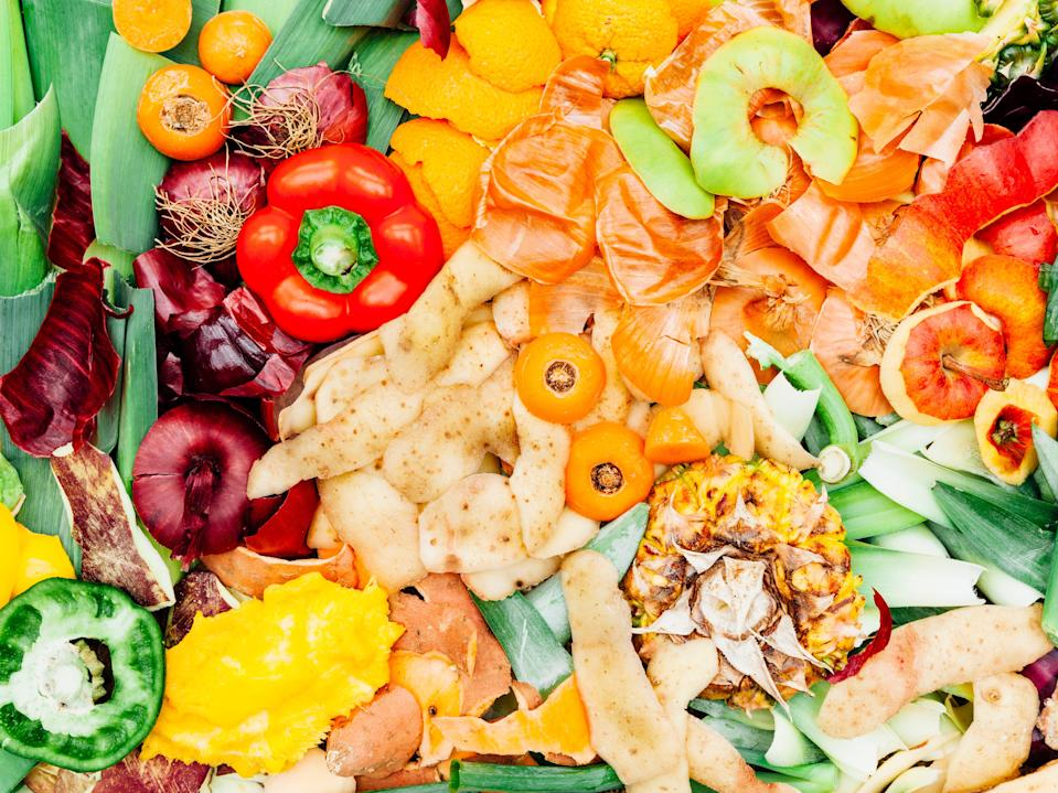 <p>According to the Drawdown Project, fighting food waste is the number one solution to reversing the climate crisis</p> (Getty/iStock)
