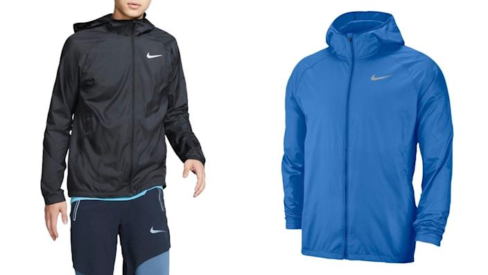 Go with basic black or bright blue.