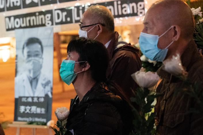Dr. Li Wenliang was a Chinese ophthalmologist at Wuhan Central Hospital and an alert who warned of the new coronavirus outbreak, but was called by police and exhorted him to make false comments on the Internet.