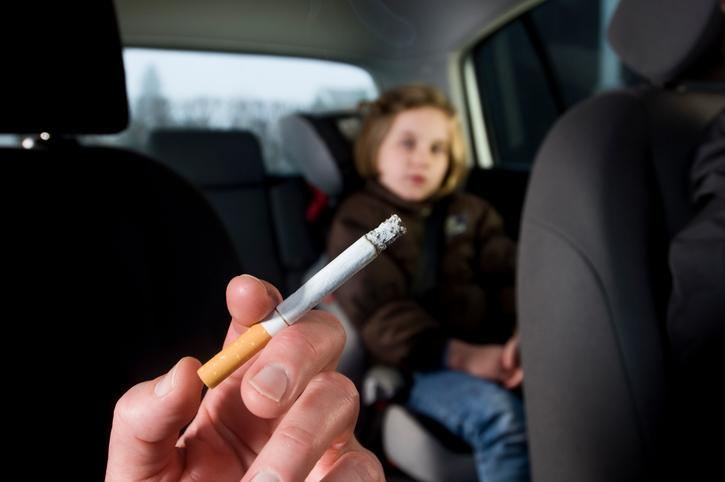 Alabama has passed a bill to ban smoking in vehicles with any riders under the age of 19
