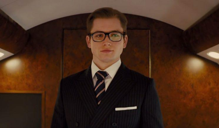 Taron Egerton in Kingsman - Credit: 20th Century Fox