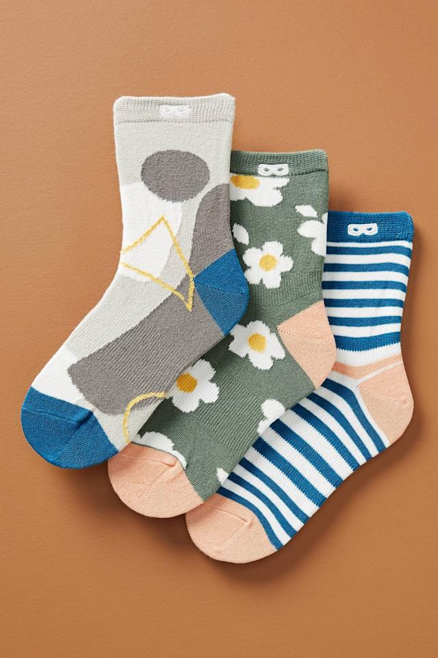 """<p>This <a href=""""https://www.popsugar.com/buy/Winnie-Cooper-Ankle-Sock-Set-510714?p_name=Winnie%20Cooper%20Ankle%20Sock%20Set&retailer=anthropologie.com&pid=510714&price=20&evar1=fab%3Aus&evar9=45535502&evar98=https%3A%2F%2Fwww.popsugar.com%2Ffashion%2Fphoto-gallery%2F45535502%2Fimage%2F46914615%2FWinnie-Cooper-Ankle-Sock-Set&list1=shopping%2Cgifts%2Choliday%2Cchristmas%2Cgift%20guide%2Cgifts%20under%20%2425%2Cfashion%20gifts%2Cgifts%20for%20women%2Cgifts%20under%20%2450%2Cgifts%20under%20%2475%2Caffordable%20shopping&prop13=mobile&pdata=1"""" rel=""""nofollow"""" data-shoppable-link=""""1"""" target=""""_blank"""" class=""""ga-track"""" data-ga-category=""""Related"""" data-ga-label=""""https://www.anthropologie.com/shop/winnie-cooper-ankle-sock-set?category=holiday-gifts-under-25&amp;color=000&amp;type=STANDARD"""" data-ga-action=""""In-Line Links"""">Winnie Cooper Ankle Sock Set</a> ($20) is a great deal.</p>"""