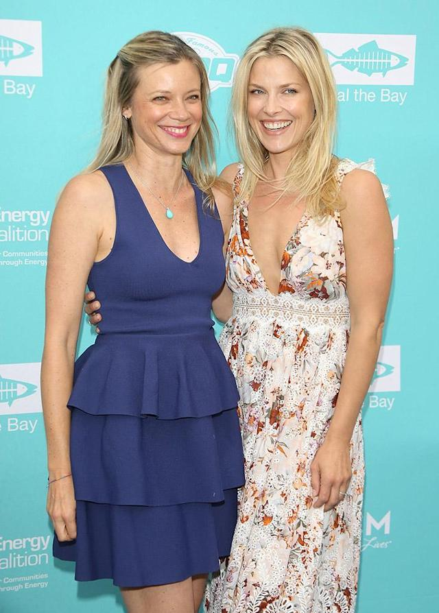 <p>The two met as models working in Italy and moved to L.A. to become actors. Soon both had roles in the 1999 teen classic <i>Varsity Blues</i>. (Photo: Michael Tran/FilmMagic) </p>