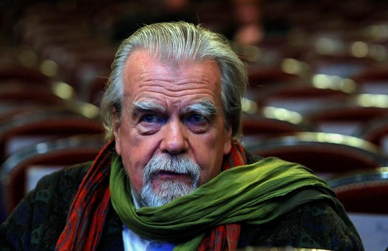 Famed French actor Michael Lonsdale dies at 89