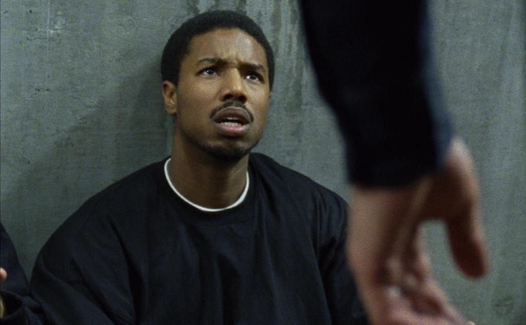"Michael B. Jordan, ""Fruitvale Station"""