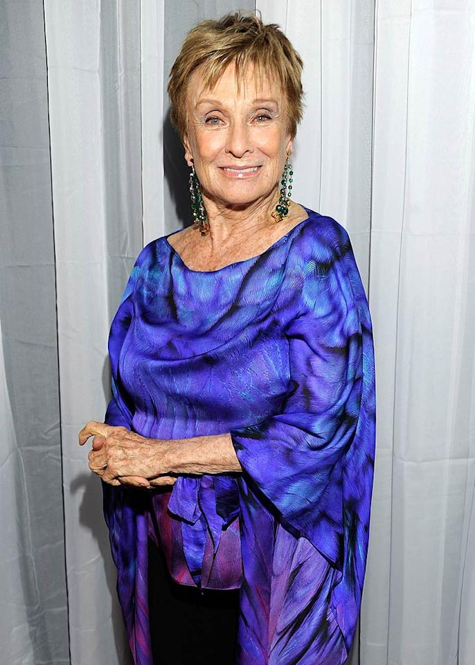 "Cloris Leachman turns 85 Kevin Mazur/<a href=""http://www.wireimage.com"" target=""new"">WireImage.com</a> - April 10, 2011"