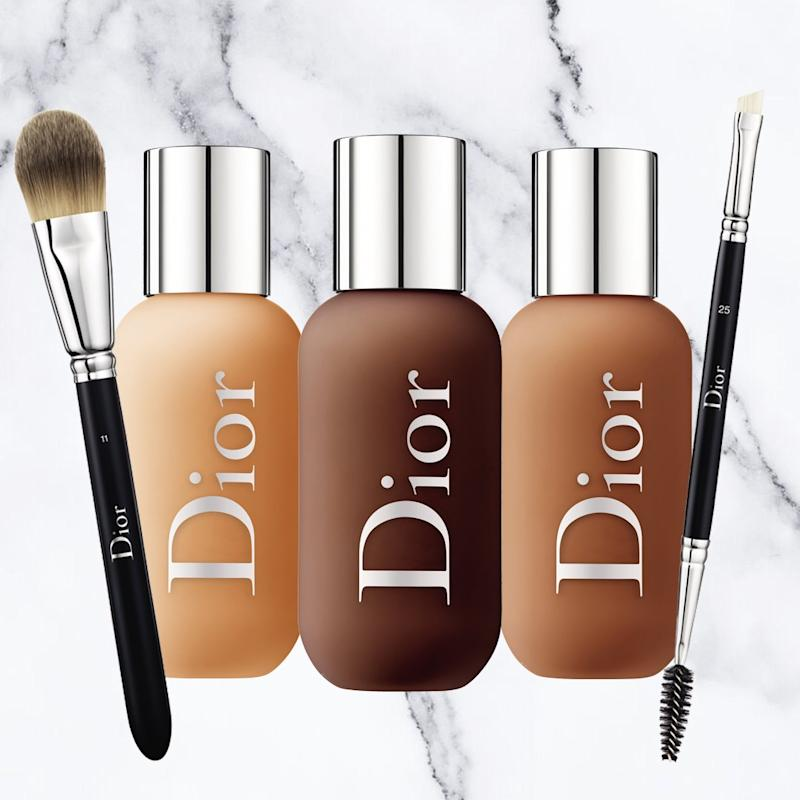 677b3374 Dior Launches Backstage Face and Body Foundation in 40 Shades