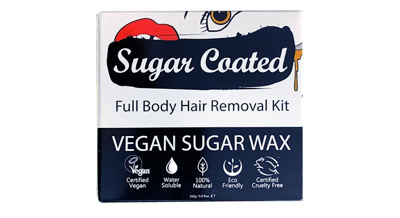 Sugar Coated Full Body Hair Removal Wax