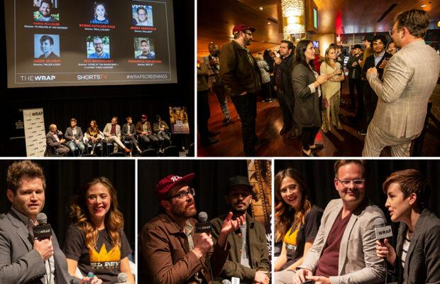 The Scene at TheWrap's Oscar Contenders Showcase for Best Short Films (Photos)
