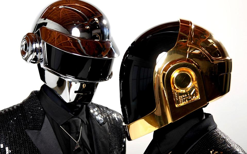 'We're not performers, we're not models': Thomas Bangalter and Guy-Manuel de Homem-Christo, aka Daft Punk - Invision
