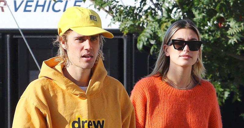 e47e78cbe68ef Justin Bieber 'Feels Like He Wouldn't Have Made It Through This Year  Without' Hailey Baldwin: Source
