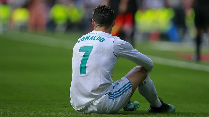 Zidane allays Ronaldo injury fears after Madrid derby substitution