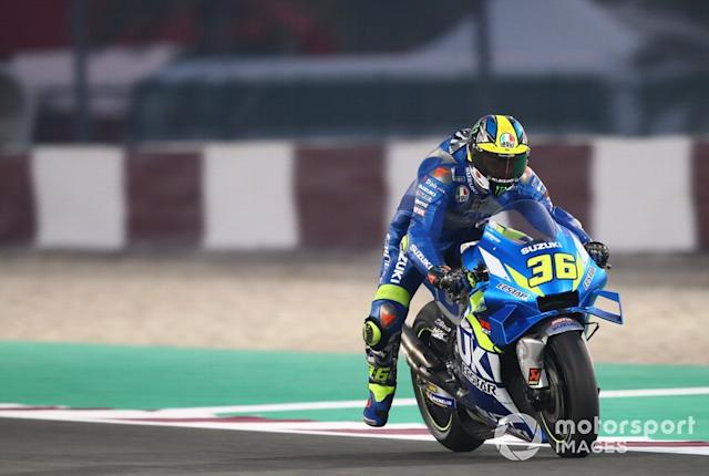 "6º Joan Mir, Team Suzuki MotoGP - 1:54.129 <span class=""copyright"">Gold and Goose / Motorsport Images</span>"