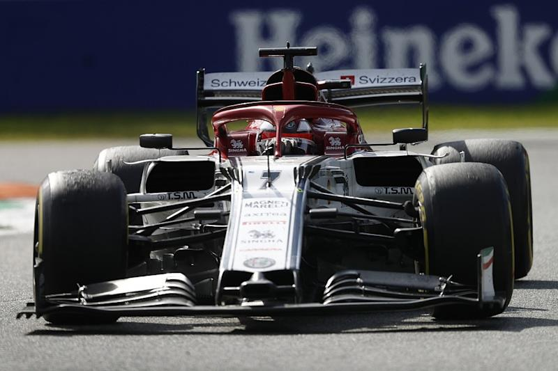 How Alfa rules error added to Raikkonen's