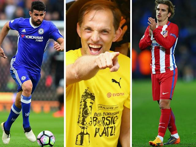 It will Costa lot to get rid of Diego, Saints march in Tuchel – and the United/Griezmann saga rumbles on