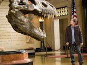 """<p><strong>What It's About:</strong> """"A newly recruited night security guard at the Museum of Natural History discovers that an ancient curse causes the animals and exhibits on display to come to life and wreak havoc.""""</p> <p><a href=""""https://www.disneyplus.com/movies/night-at-the-museum/7CIEBLbWIbTR"""" class=""""link rapid-noclick-resp"""" rel=""""nofollow noopener"""" target=""""_blank"""" data-ylk=""""slk:Stream Night at the Museum on Disney+ here!"""">Stream <strong>Night at the Museum</strong> on Disney+ here!</a></p>"""