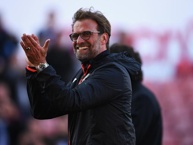 Klopp was delighted with Liverpool's comeback victory: Getty