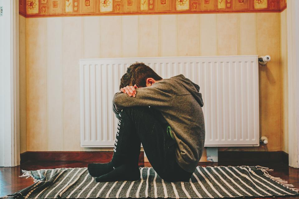 Withdrawing from friends and family can be a sign of depression. Source: Getty