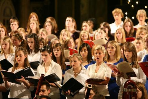 Tone Deaf? Join the 'Can't Sing Choir'