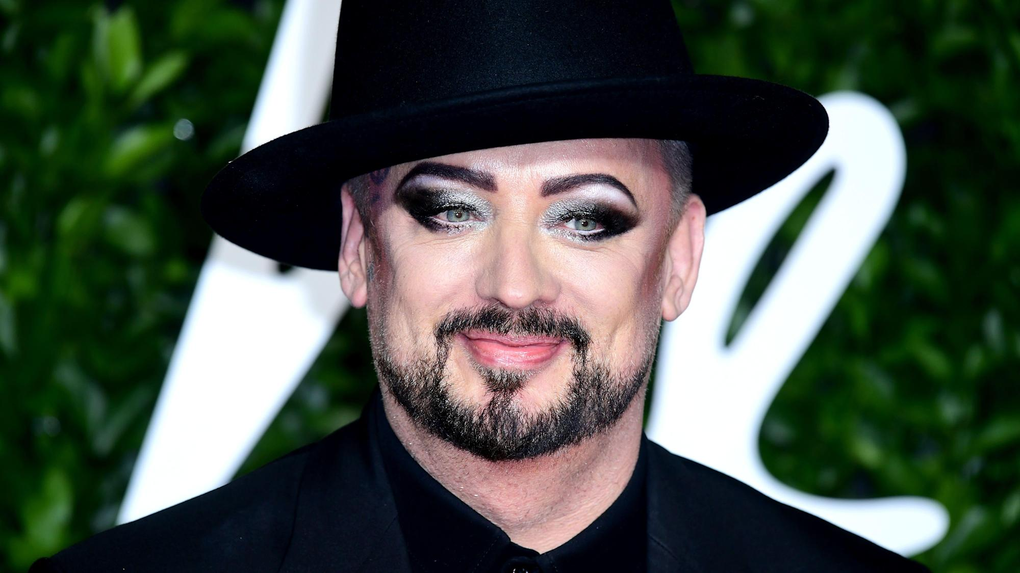 Boy George launches search for 'brave' actor to play him in upcoming biopic