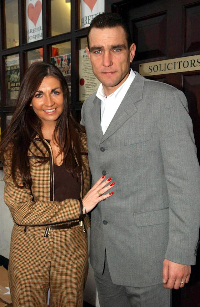 <strong>Tanya Jones (1966-2019)<br></strong>Tanya was the wife of actor and former footballer Vinnie Jones, and died after a long illness.&nbsp;<strong><br></strong>
