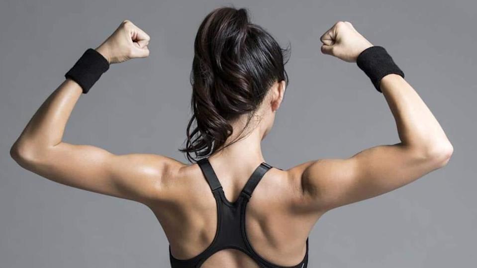 #HealthBytes: Exercises to get rid of arm fat at home
